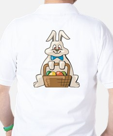 Delivery Bunny Polo Shirt