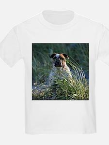 Beach Bulldog Dozer T-Shirt