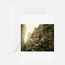 Alley Greeting Cards