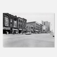Youngstown East Federal St. Postcards (Package of