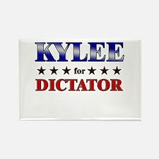 KYLEE for dictator Rectangle Magnet