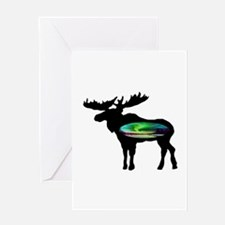 MOOSE Greeting Cards