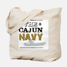 Unique Cajun Tote Bag