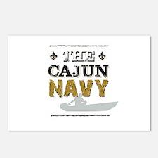 The Cajun Navy Skiff Postcards (Package of 8)