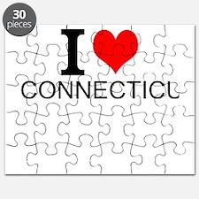I Love Connecticut Puzzle