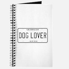 Georgia Dog Lover Journal