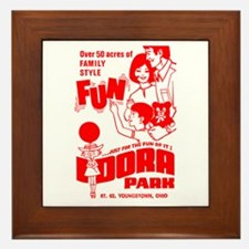 Idora FUN! Framed Tile