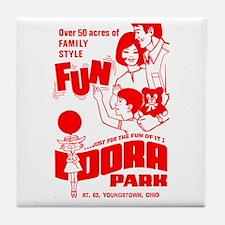 Idora FUN! Tile Coaster