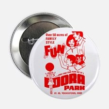 "Idora FUN! 2.25"" Button"