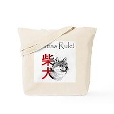 Midwest Shiba Inu Rescue Tote Bag