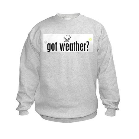 Weather Kids Sweatshirt