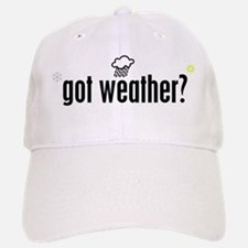 Weather Baseball Baseball Cap