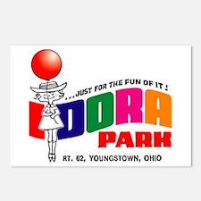 Idora Park Balloon Postcards (Package of 8)