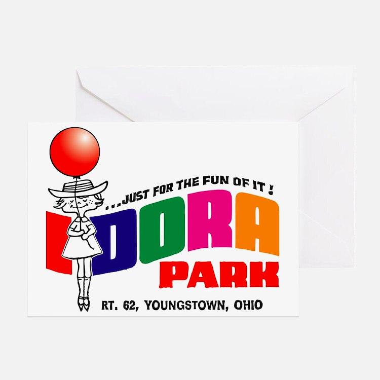 idora park Greeting Card