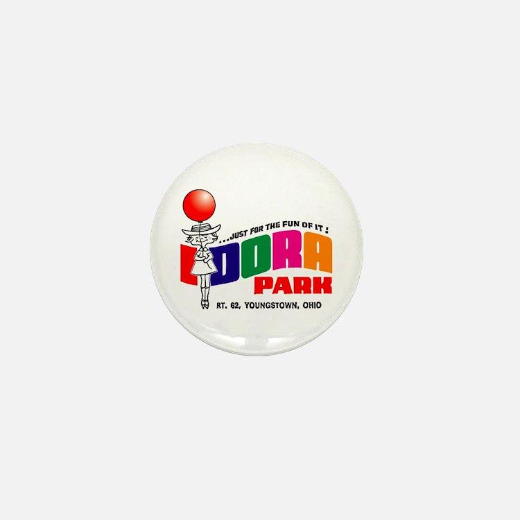 idora park Mini Button