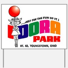 idora park Yard Sign