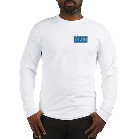 California Dog Lover Long Sleeve T-Shirt