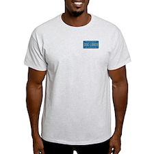 California Dog Lover T-Shirt