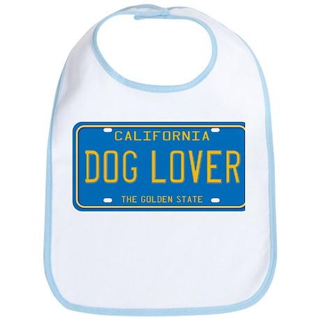 California Dog Lover Bib