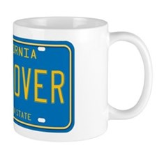 California Dog Lover Mug