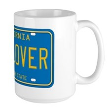 California Dog Lover Mug