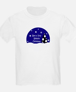 A Very Holstein Christmas T-Shirt