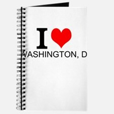 I Love Washington, D.C. Journal