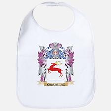 Kirszberg Coat of Arms - Family Crest Bib