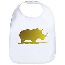 Bold Rhino Bib