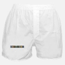 Stamp collector Boxer Shorts