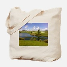 WHITE EGRET IN FLORIDA Tote Bag