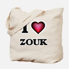 I Love ZOUK Tote Bag