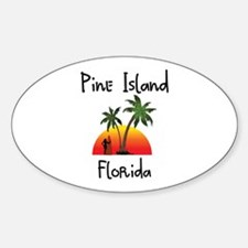 Pine Island Florida Decal
