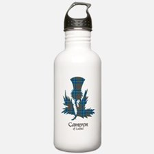 Thistle-CameronLochiel Water Bottle