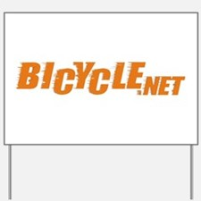 bicycle .net Yard Sign