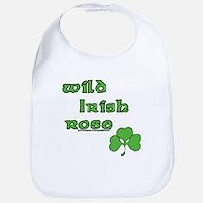 Wild Irish Rose Bib