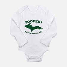 Yooper Body Suit