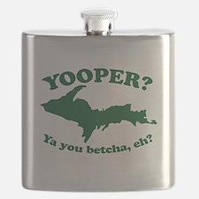 Yooper Flask