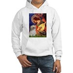 Angel3/Shih Tzu (P) Hooded Sweatshirt
