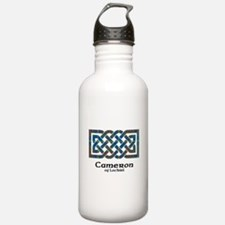 Knot-CameronLochiel hu Water Bottle