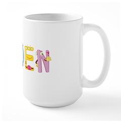 Starry / Shih Tzu (p) Mug