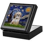 Starry / Shih Tzu (p) Keepsake Box