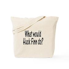 Huck Finn Tote Bag