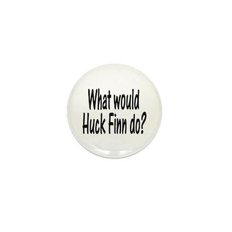Huck Finn Mini Button (10 pack)