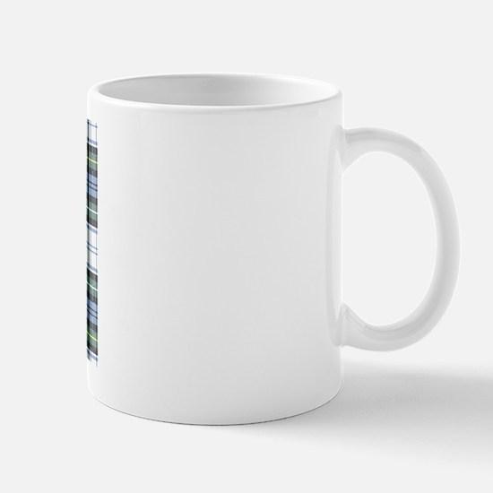 Tartan - Campbell dress Mug