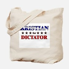 KRISTIAN for dictator Tote Bag