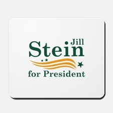 Jill Stein For President Mousepad