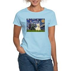 Starry /Scotty pair T-Shirt