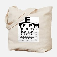 Cute Ophthalmologist Tote Bag