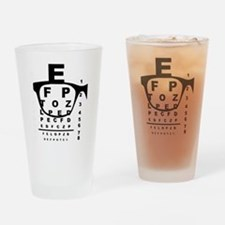 Cute Examination Drinking Glass